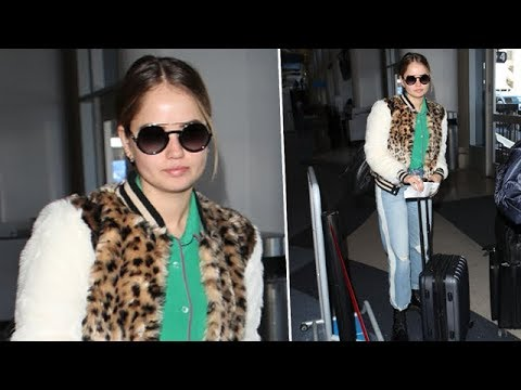 Actress Debby Ryan Surprised By Her Growing Celebrity Status