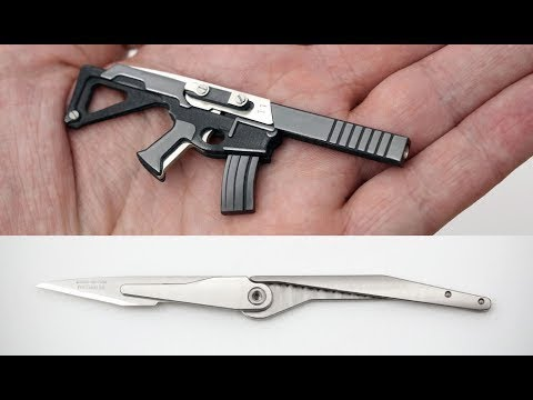 7 Crazy Knifes You Need To See in 2018