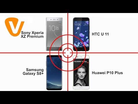 Kameravergleich 2017 – welches Smartphone hat die beste Kamera?