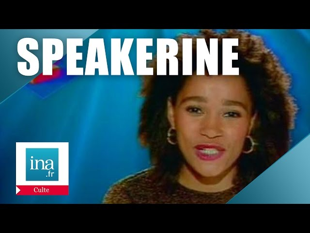 Speakerine 1990 Annie Milon | Archive INA