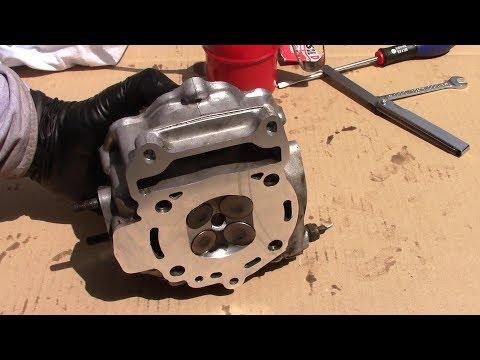Come cambiare la GUARNIZIONE della TESTATA dello SCOOTER(2°PARTE)-Gasket cylinder head (2nd PART)