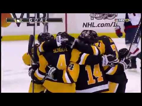 292ee432732 Schultz scores the game tying goal vs Capitals