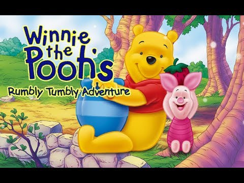 Winnie the Pooh's Rumbly Tumbly Adventure All Cutscenes | Full Game Movie (PS2, Gamecube)
