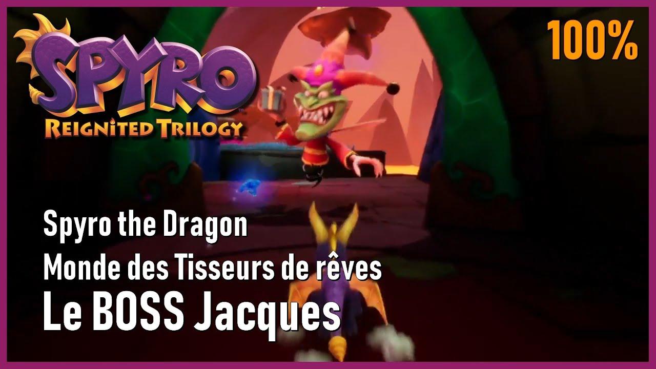 Download Spyro the Dragon - Monde des Tisseurs de rêves - Jacques