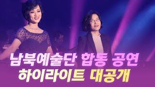[無편집 Ver.] 남북예술단 합동 공연 하이라이트 대공개/비디오머그