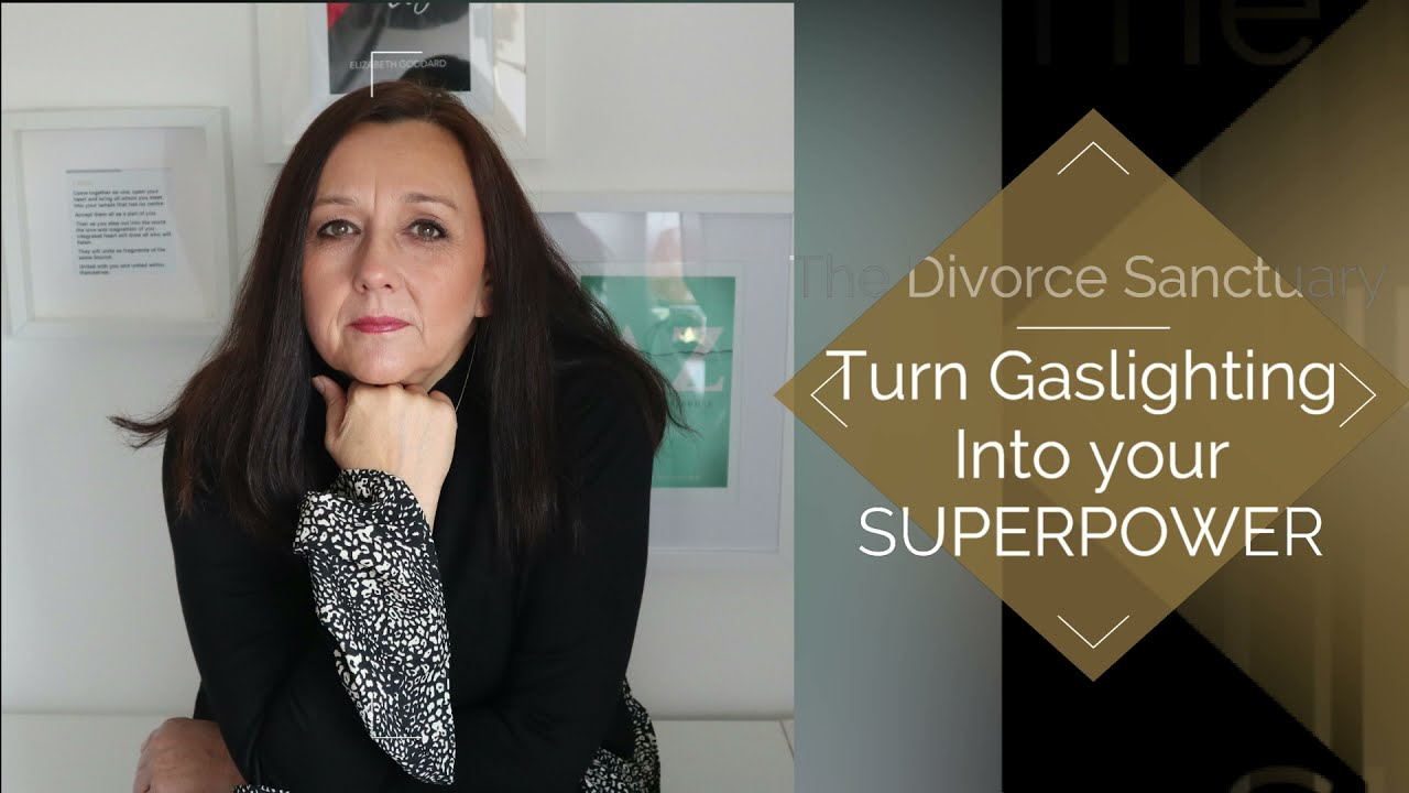 Turn Gaslighting into your SUPERPOWER