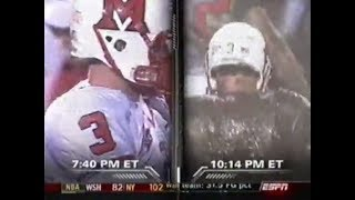 Insane Amounts of Mud Everywhere! (Bowling Green vs. Miami (OH))