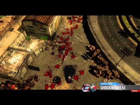 Zombie Driver HD Walkthrough Mission 14: Operation Battering Ram