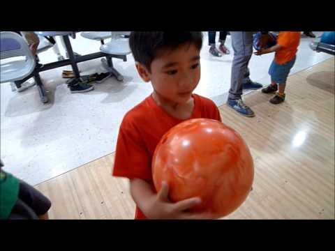 My First Montessori Bowling 2016