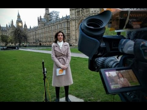 Clodagh Higginson ITV's Good Morning Britain Political Correspondent Showreel