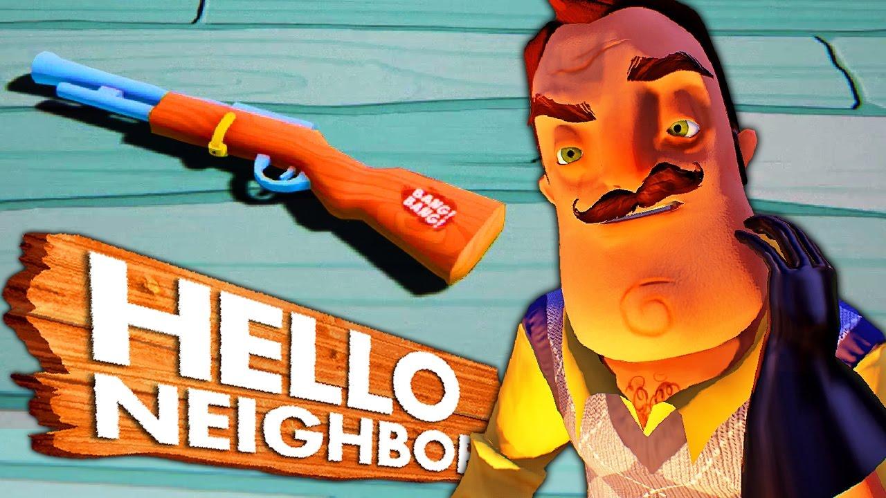 ПОСЛЕДНЯЯ ГИПОТЕЗА ► Hello Neighbor Alpha 2