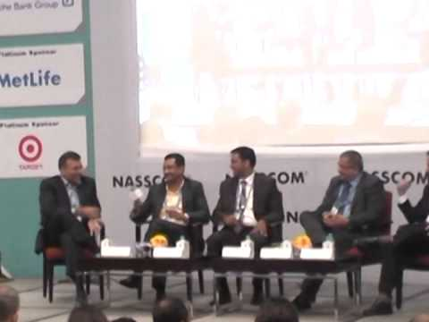 NASSCOM GIC Conclave 2014: Session 3A: Panel Discussion - Enabling a Global Operating Platform
