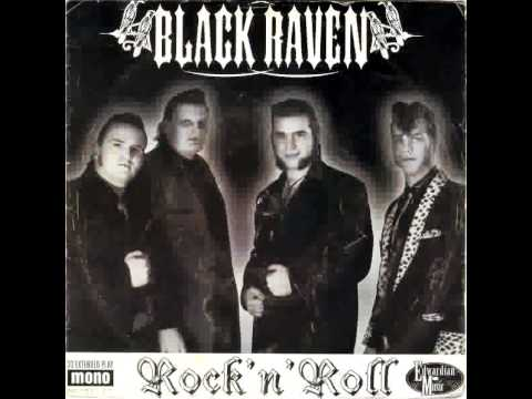 Black Raven / Keep On Rockin