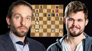 How To Tame Your Dragon || Grischuk vs Carlsen || Saint Louis Rapid and Blitz (2020)