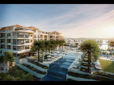 Tivat Bay - Porto Montengro, Regent Pool Club Residences