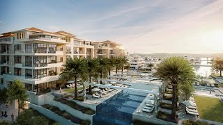 Tivat Bay - Porto Montengro, Regent Pool Club Residences(, 2016-11-18T22:43:43.000Z)