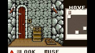 Shadowgate Classic (Game Boy Color) with commentary