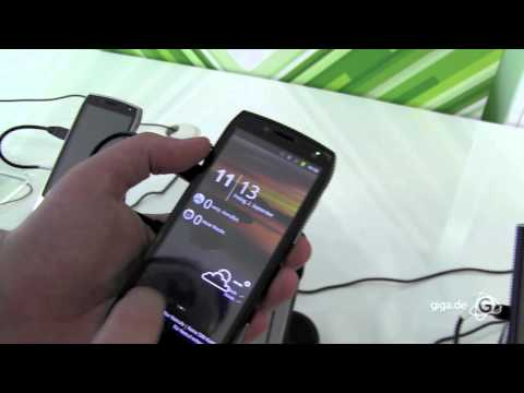 IFA 2011 - GIGA Hands-on Acer ICONIA Smart