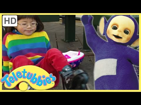 ★Teletubbies English Episodes★ Rollerblading ★ Full Episode - HD (S07E162)