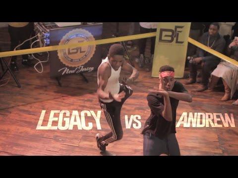 BattleFest Jersey | Legacy vs Andrew