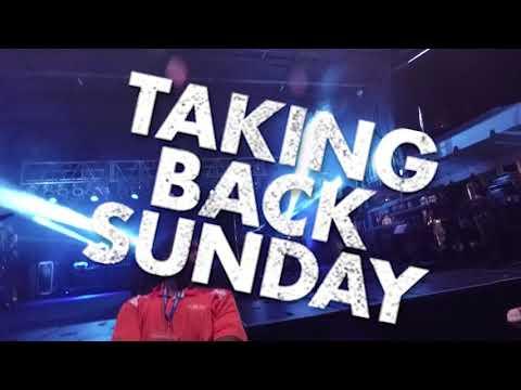 Taking Back Sunday, Rozwell Kid, Mammoth Indigo // Waterside, Norfolk, VA  9/9/17