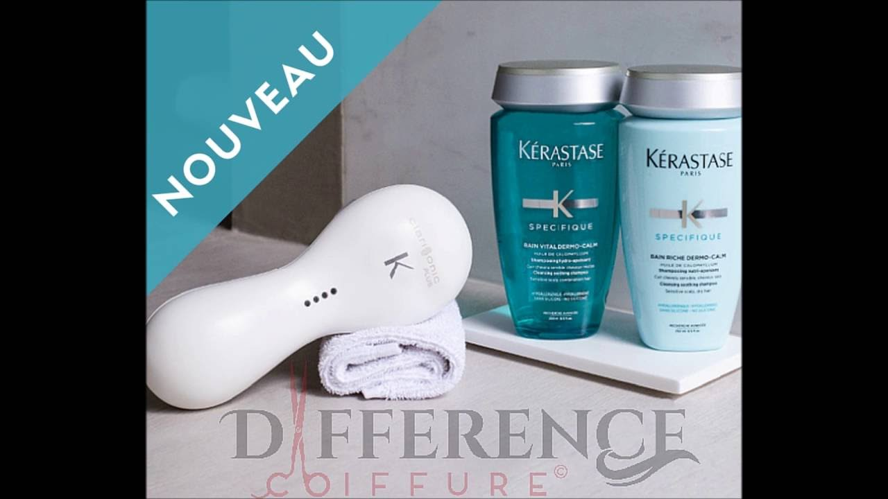 rituel soin cheveux clarisonic institut kerastase difference coiffure angers anjou 49 - Kerastase Cheveux Colors