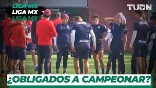 ¿En Chivas están obligados a ser campeones del Clausura 2020? | TUDN