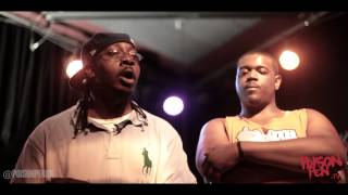 POISON PEN TV PRESENTS SHOTGUN SUGE VS SWAVE SEVAH