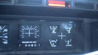 Old start cold start the 1986 FORD F150