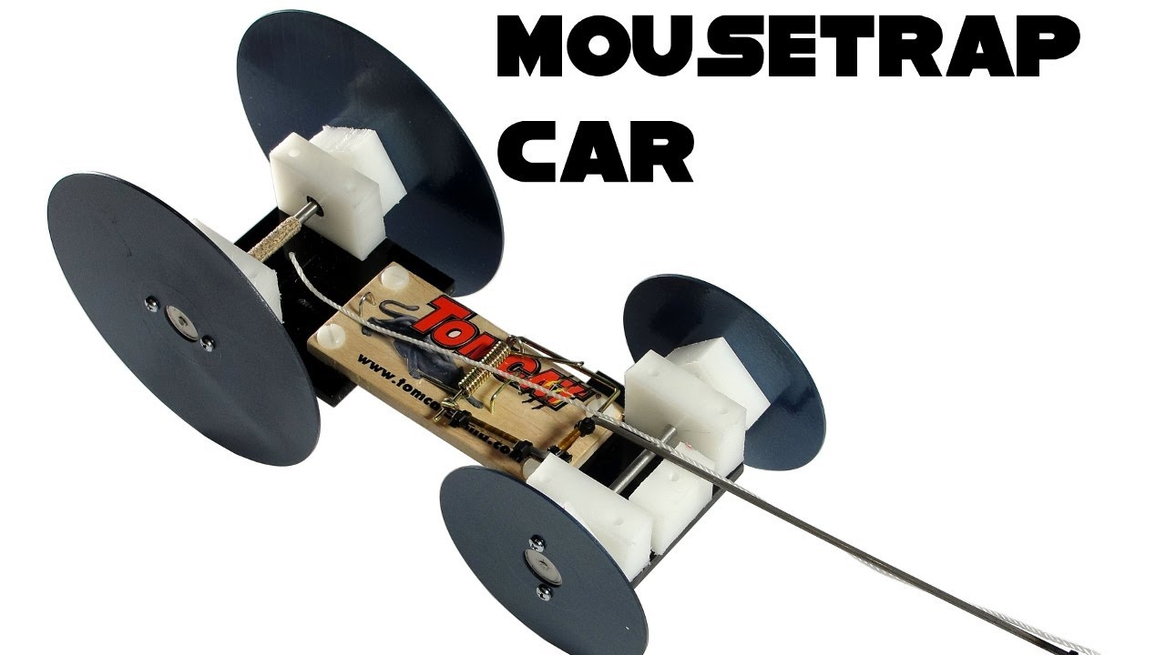 What Is The Best Mouse Trap Car