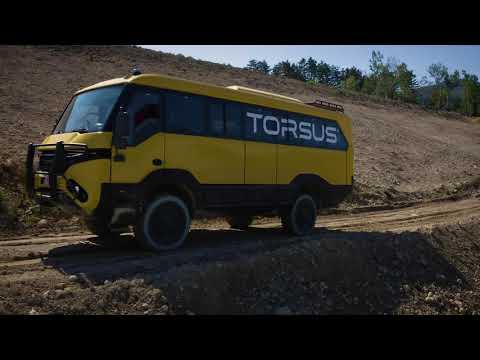 TORSUS Offroad Bus - Company Imagefilm