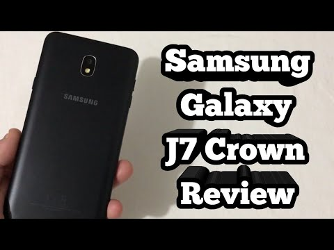 Samsung Galaxy J7 Crown Full Detailed Review - Should You Buy This Phone???