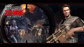 Hero Sniper Zombie War Shooter