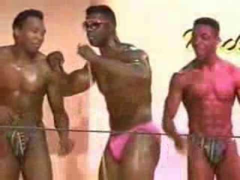 Ebony Bodybuilders 79