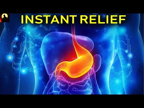 (20 MINUTES) Gastritis Pain Relief Frequency ★ Gastritis Healing Sound Therapy ★ Binaural Beats