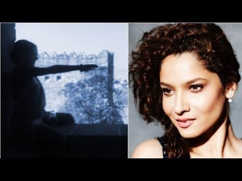 Ankita Lokhande Reveals Her First Look From Manikarnika