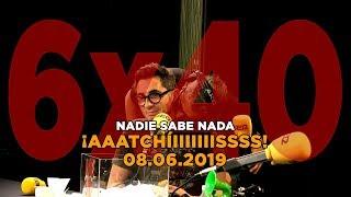 NADIE SABE NADA - (6x40): ¡Aaatchíiiiiiiissss!