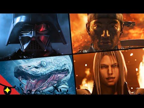 8 BOSS Jeux-Vidéo les plus ÉPIQUES de 2020-2019