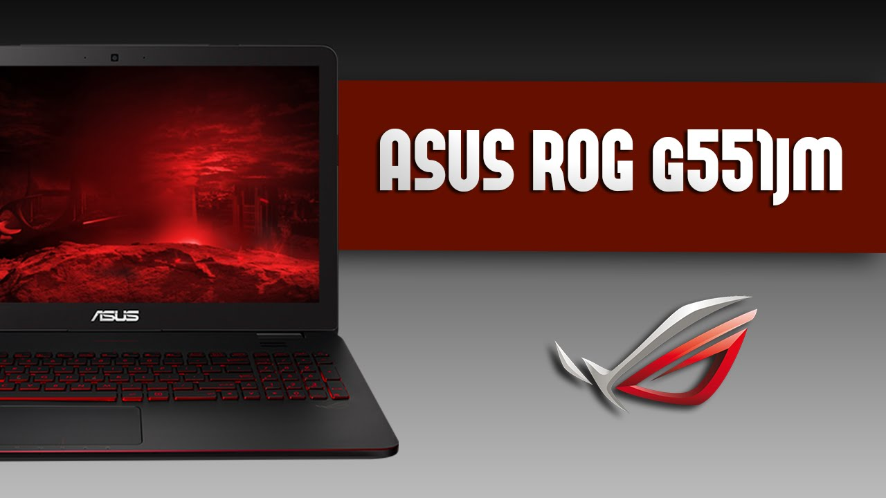test du pc portable asus rog g551jm un portable gamer. Black Bedroom Furniture Sets. Home Design Ideas