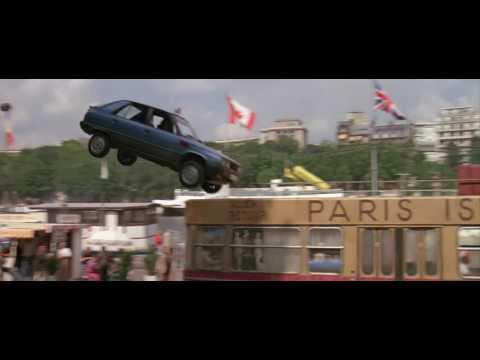 """James Bond, """"Persecución"""" RENAULT 11 1985"""