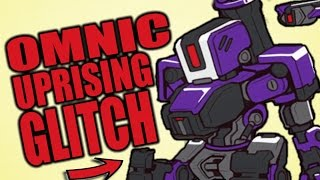 GAME-BREAKING OMNIC UPRISING GLITCH!!!(FIXED AUDIO) - Overwatch Insurrection Glitch and Shout-Out!!