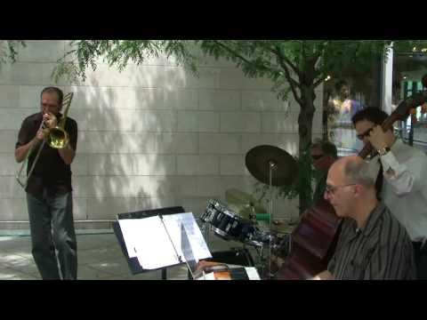 Steve Berndt Quartet Metropolitan Cafe Ottawa