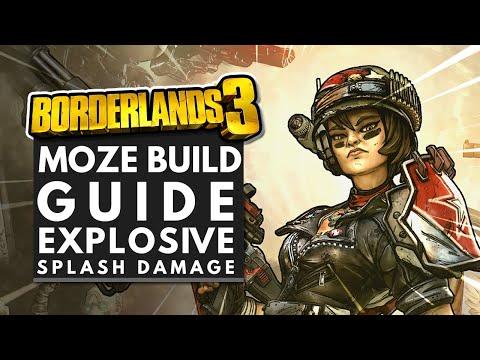 Borderlands 3 Best Builds | MASSIVE Splash Damage Build Guide
