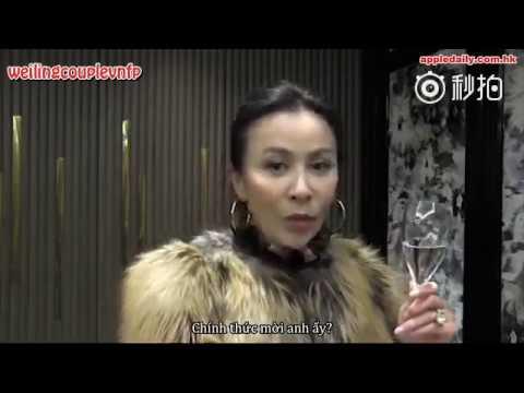 [Vietsub]: Phỏng vấn Lưu Gia Linh - Carina Lau Interview