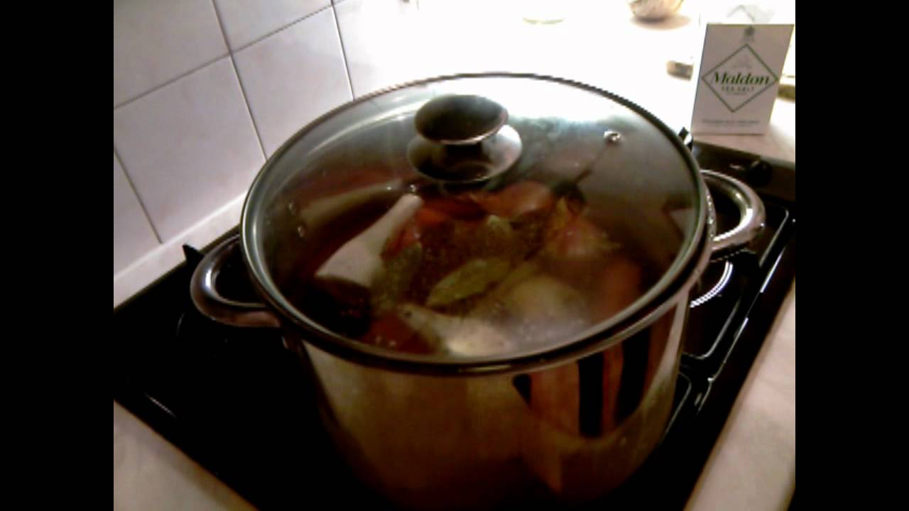 Polish Kitchen Basic Vegetable Stock