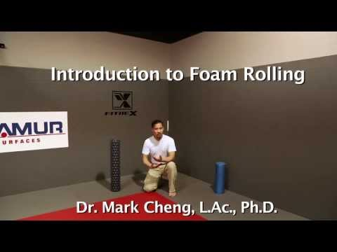 Intro to Foam Rolling, Lower Back Pain, & the Quads