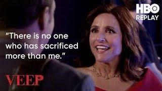 Veep: Selina's Sacrifice | HBO Replay