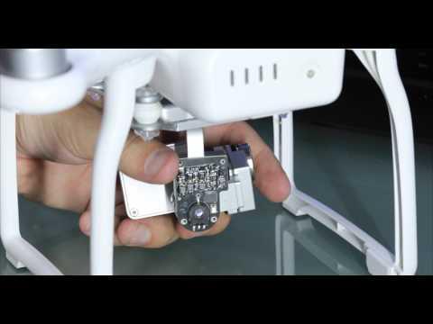 DJI Phantom 3 Gimbal Motor Overload camera fix
