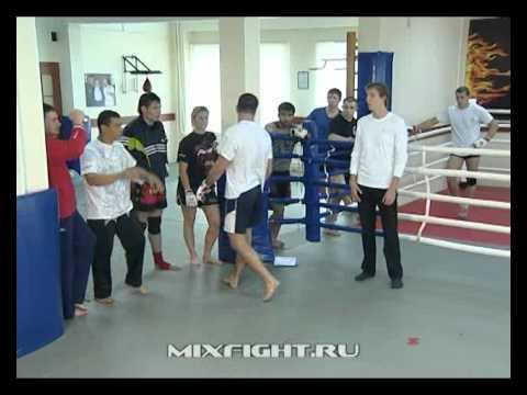 Seminário de MMA com Gegard Mousasi, Peter Teijsse e Vinny Magalhaes