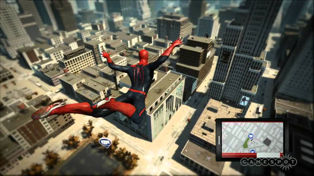 Swinging Into Action - The Amazing Spider-Man Gameplay ...